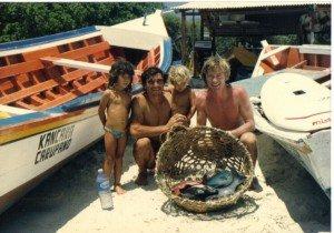 8 jolie pêche