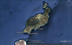 Graciosa, Lanzarote et Lobos