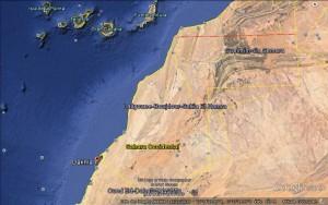 traversée Canaries Dakhla